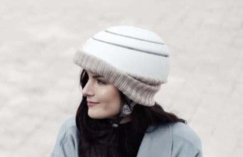 Closca helmet with liner